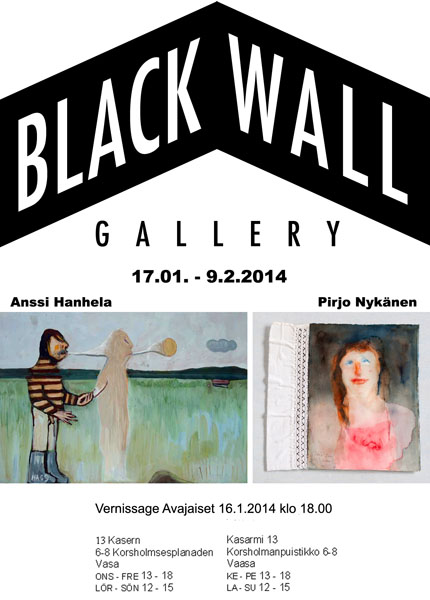 BLACK WALL GALLERY